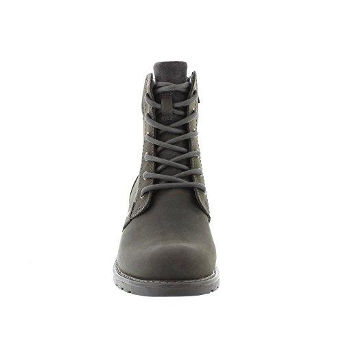 Clarks Spice 4 Orinoco Grey Nubuck E UK rnxR1Zwnq