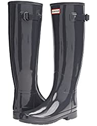 Hunters Boots Womens Original Refined Gloss Boots