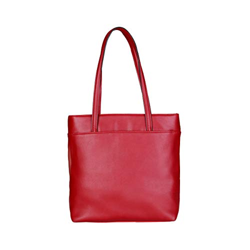 Bag Designer Class Women Cavalli Genuine Shoulder Red qw0pan4f