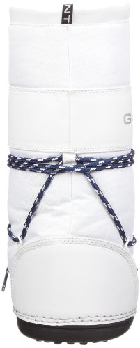 Gant CADWELL WHITE NYLON / PU 46.38031S076 - Botas de nieve para mujer Blanco