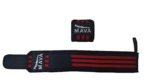 Mava Sports Wrist Wraps