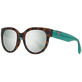 Guess Women's Fashion Sun GU 7439 56C Sunglasses, Blue, 54 mm