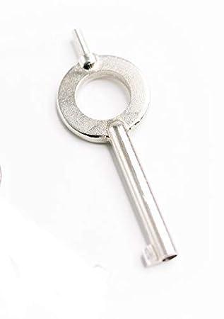 Amazon.com: Uzi uzi-key-pair Juego de llaves Esposas Para La ...