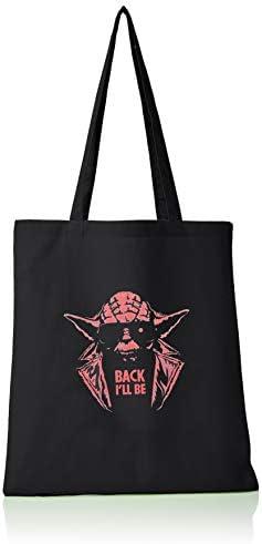 38 cm x 42 cm Black Texlab Unisex/_Adult VEND-234232 Drawstring Bags