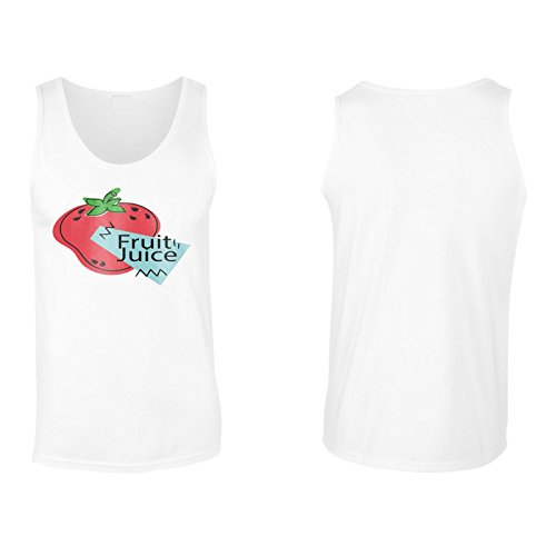 Neuer Erdbeerfruchtsaft Herren Tank top m151mt