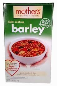 Mother's Natural, Quick Cooking Barley, 11oz