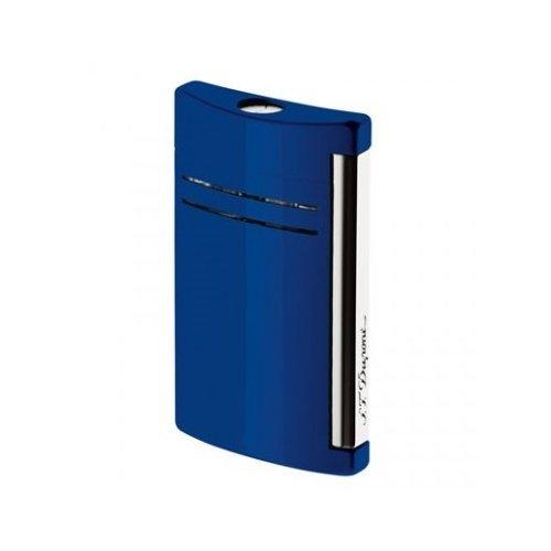 S.T. Dupont Maxijet Lighter Midnight Blue 20102N