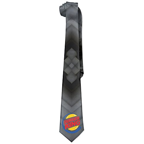 mdshop-mens-burger-king-bk-necktie-skinny-ties-new-novelty-necktie