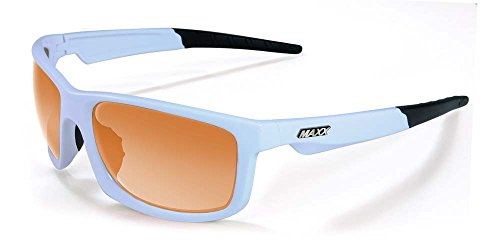 2017 Maxx Sunglasses TR90 Maxx Retro 2.0 HD White Amber - Sunglasses Cheap Authentic