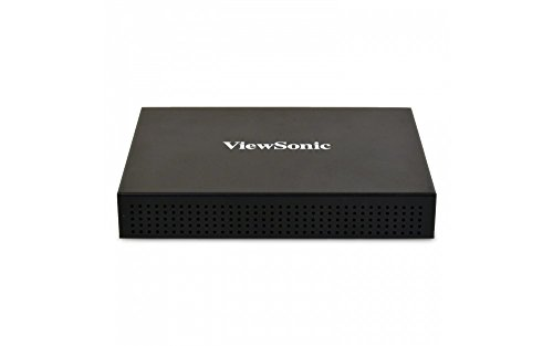 ViewSonic SC-A25R Digital Signage Media Player for HD Commercial Displays with Revel Digital CMS, HDMI, LAN