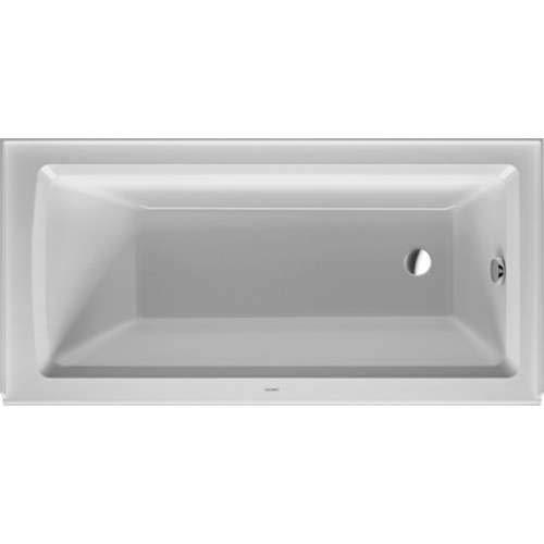 (Duravit Architec Soaking Bathtub 700355000000090 White)
