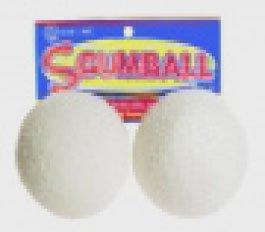 Scum-Ball Pool Water Clarifier - 2 - Scum Balls