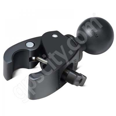 "RAM Mount Small Tough-Claw w/1.5"" Diameter Rubber Ball"