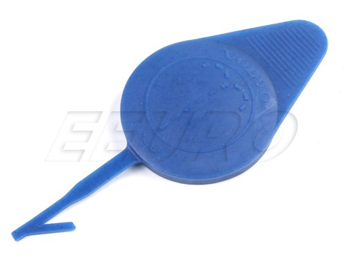 Volvo (83-98) windsheild Washer Reservoir Cap NORDIC fluid tank bottle (Volvo 740 Washer)
