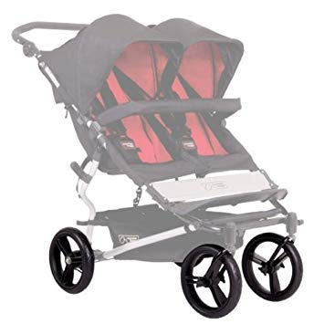 Mountain Buggy Aerotech Wheel Set for Duet Strollers Manufactured in 2017 and Later by Mountain Buggy (Image #1)