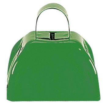 Fun Express Green School Cowbells Set (1 Dozen)