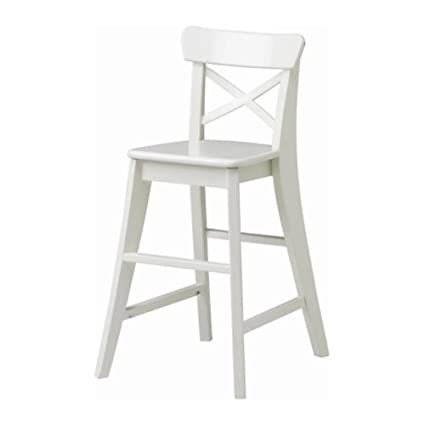 Amazon.com: Ikea Junior chair, white 2024.142014.2226 ...