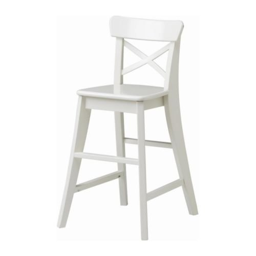 Ikea INGOLF - Junior chair, white