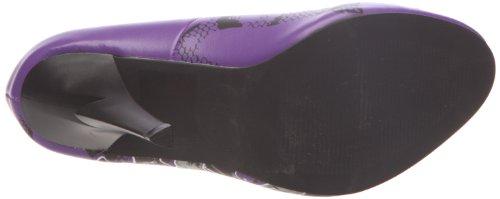 TUK de Mujer A8095l Violet Zapatos tacón qPnwOgrqa
