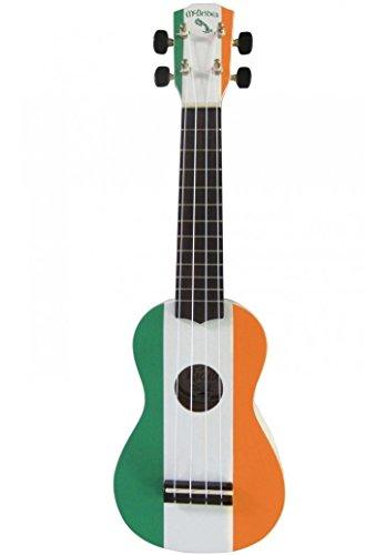 McBrides Irish Flag Ukulele