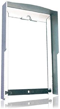 CFIEX Extel WEBC 42 BIS - Protector contra lluvia para portero automático con vídeo Lola 4