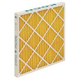 Lot of 12 KochTM Filter 102-500-022 High Cap Surface 24 W x 24 H x 2 D Merv 11 Xl11 Pleated Panel Ext