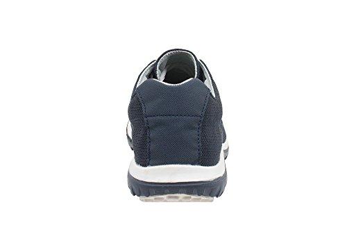 Kefas - Easy 3549 - Chaussure de Mesh Grey/royal