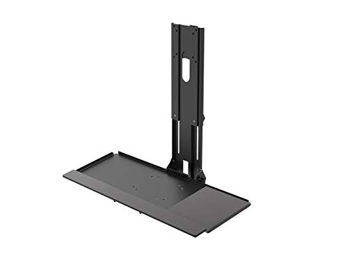 (Monoprice Workstation Wall Mount for Keyboard and Monitor)