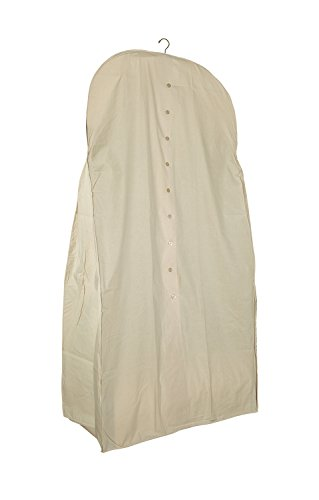 - Acid-Free Muslin Wedding Gown Garment Bag 70