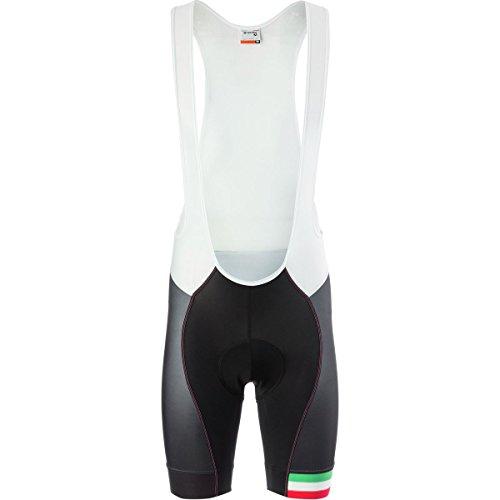 Sportful Italia Bib Short - Men's Black, XL from Sportful