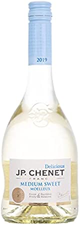 JP. Chenet Delicious MEDIUM SWEET Moelleux Blanc 2019 11,5% - 750 ml