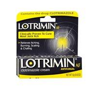 Lotrimin Antifungal Jock Itch Cream 0.42 oz - 5 Pack