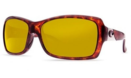 Costa Del Mar Sunglasses - Islamorada- Plastic / Frame: Tortoise Lens: Polarized Sunrise 580 - Islamorada Costa Sunglasses