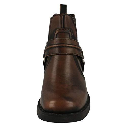 Boots Maverick Braun Chelsea Herren Maverick Herren 5qI6a