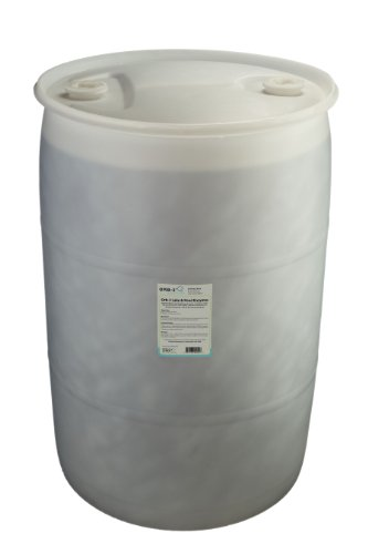 Orb-3 Lake and Pond Enzyme for Maintenance, 55-Gallon Drum