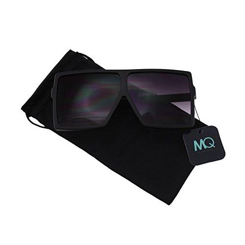 Humo MQ Liza Negro Sunglasses Unisex adulto Tq5xqXnr