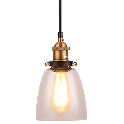 Brass Industrial Pendant Lighting