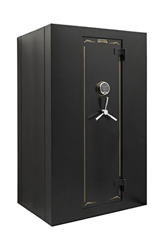 SnapSafe Tall Titan XL Digital Modular Safe, Storage for Firearms and Valuables for Home or Office, Security Gun Safe w/Electronic Lock, Fire Protection, Measures 59