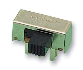 DPDT Through Hole Horizontal MFP201N-RA 350 mA Slide Switch MFP201N-RA Pack of 20 MFP201NRA Series
