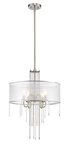 Siena Four Light Pendant in US - 1