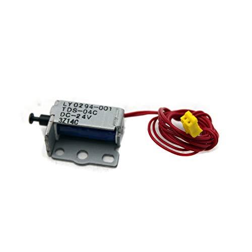 Good LY0294001 Paper Feed Solenoid for Brother HL-4150 9970 HL-4140CN HL-4150CDN HL-4570CDW MFC-9970 MFC-9560 MFC-9465 DCP-9055 Printer Parts