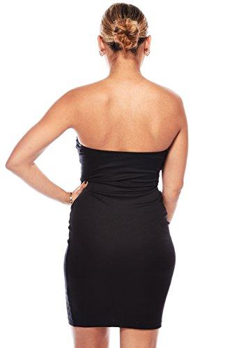 202408e9e00 Amazon.com  Womens Slim Fit Formal Midi Sweetheart Tube Pencil Dress  RD42196  Clothing