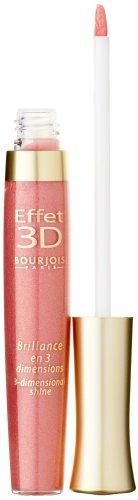 Bourjois Effet 3D Lipgloss - 4 Rose Emblematic