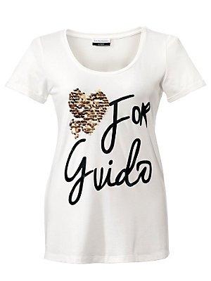 innovative design 6bbba f09cb Guido Maria Kretschmer T-Shirt: Amazon.de: Bekleidung