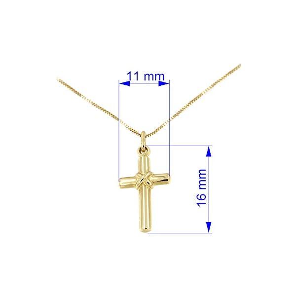 Lucchetta – Joyas Cruz colgante Collar de Oro Mujer Oro 585 Lucchetta – Joyas Cruz colgante Collar de Oro Mujer Oro 585 Lucchetta – Joyas Cruz colgante Collar de Oro Mujer Oro 585