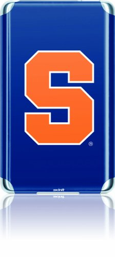 Skinit Protective Skin Fits Ipod Classic 6G (Syracuse University Blue Logo) (Syracuse University Players)