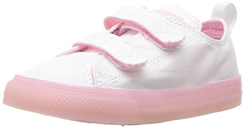 Converse Kids Chuck Taylor All Star 2v Translucent Midsole Low Top Sneaker