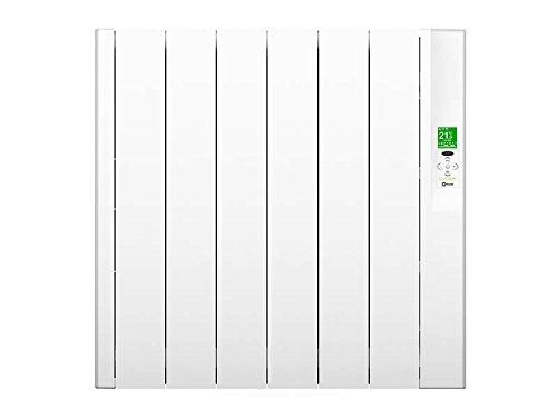 Rointe SRN0660RAD2 - Radiador eléctrico bajo consumo (RAL 9010, 660 W, 240 V) color blanco: Amazon.es: Bricolaje y herramientas