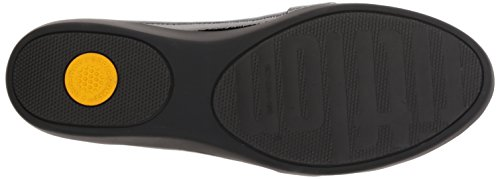 Donna loafer Mocassini Tm Patent Sneakerloafer Nero 001 Fringey black Fitflop 5IYxwqXZ