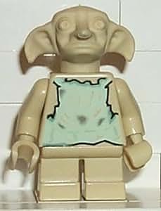 LEGO Harry Potter - Figura de Dobby, el elfo doméstico
